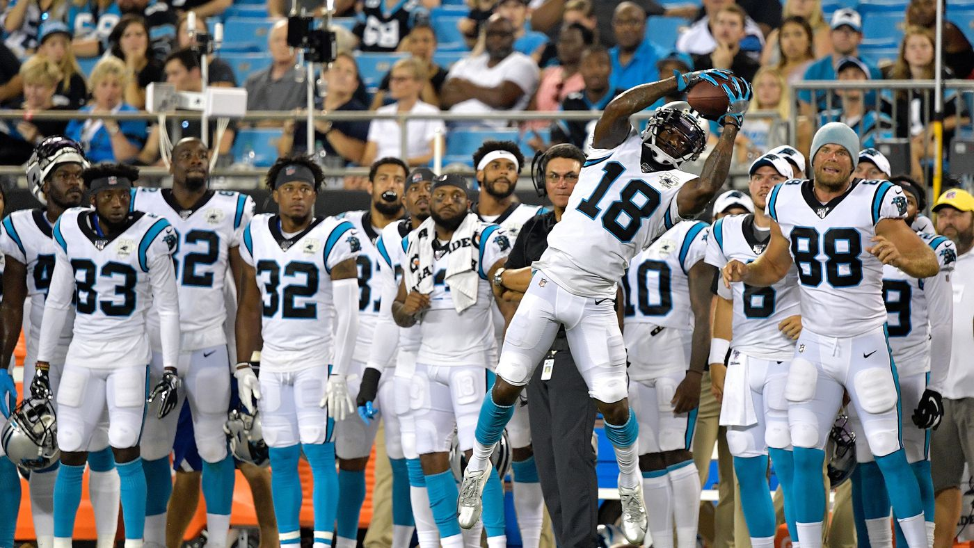 Panthers 2019 season opener countdown: 18 days to go