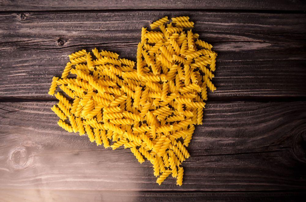 Noodle heart