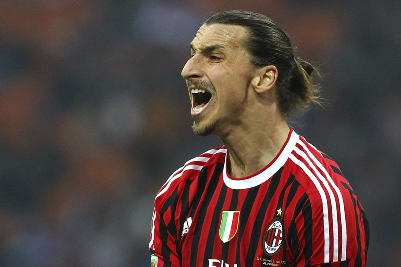 Ibrahimovic could be in for a return to AC Milan, as Zlatan ?left a piece of his heart? in Milan