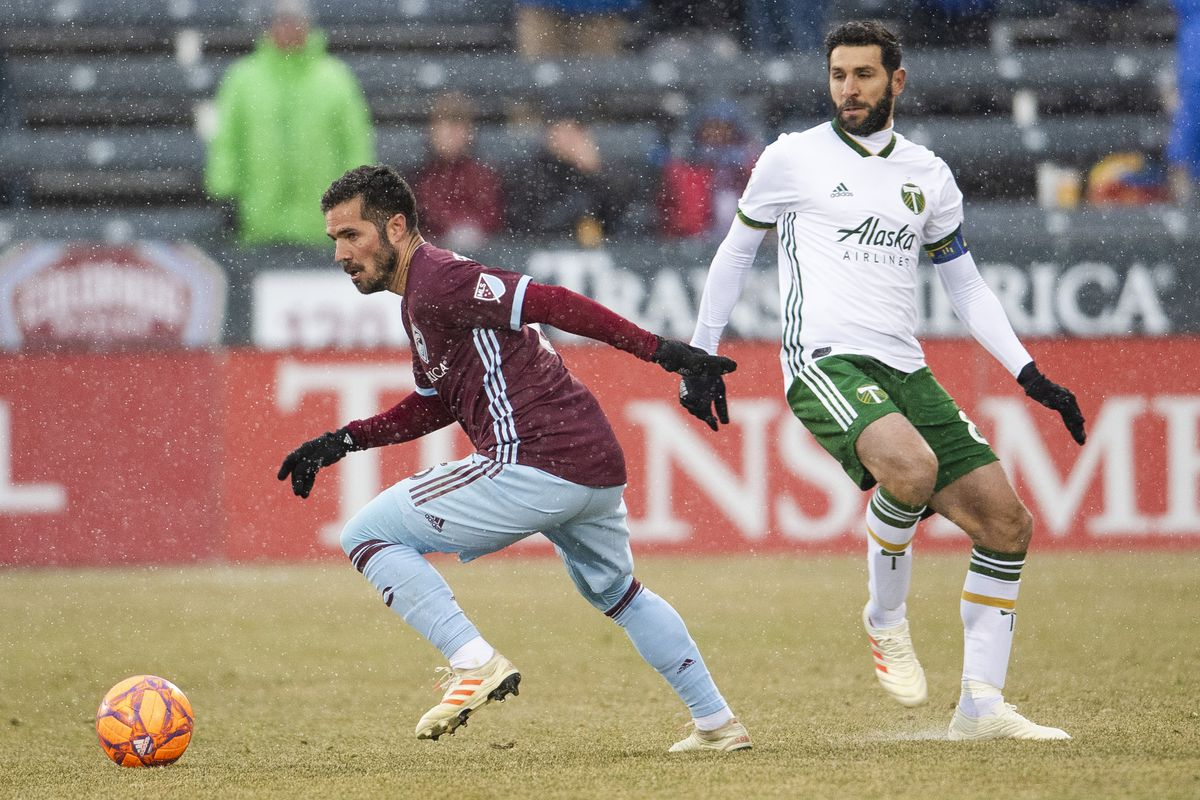 Match Preview: Portland Timbers vs Colorado Rapids
