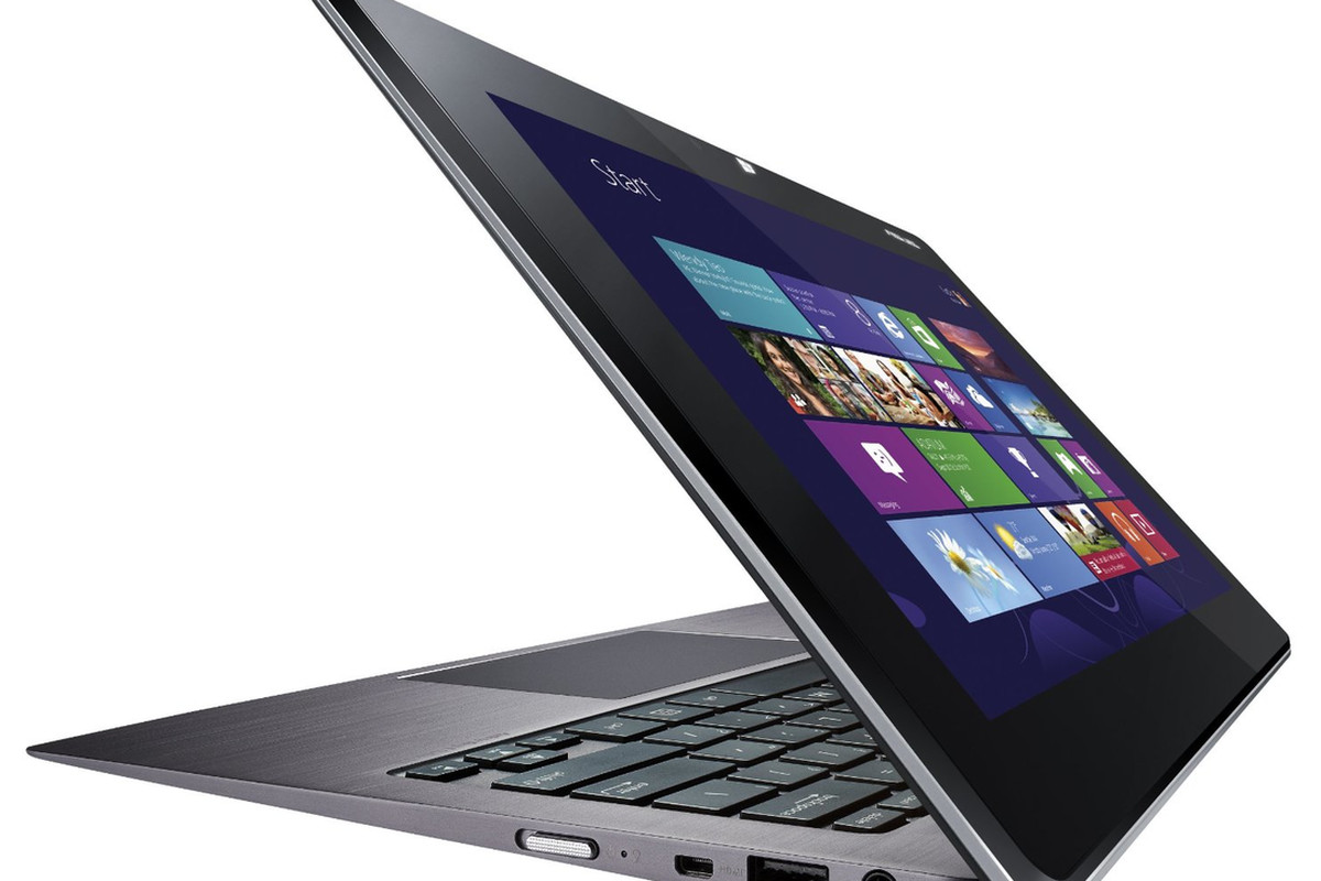 Asus Dual Screen Taichi Windows 8 Tablet Laptop Hybrid Available For Pre Order Starting At 1 299 The Verge