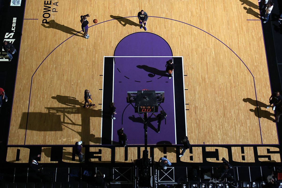 For many, this was the most exciting part of Kings games in the 2011-2012 season.