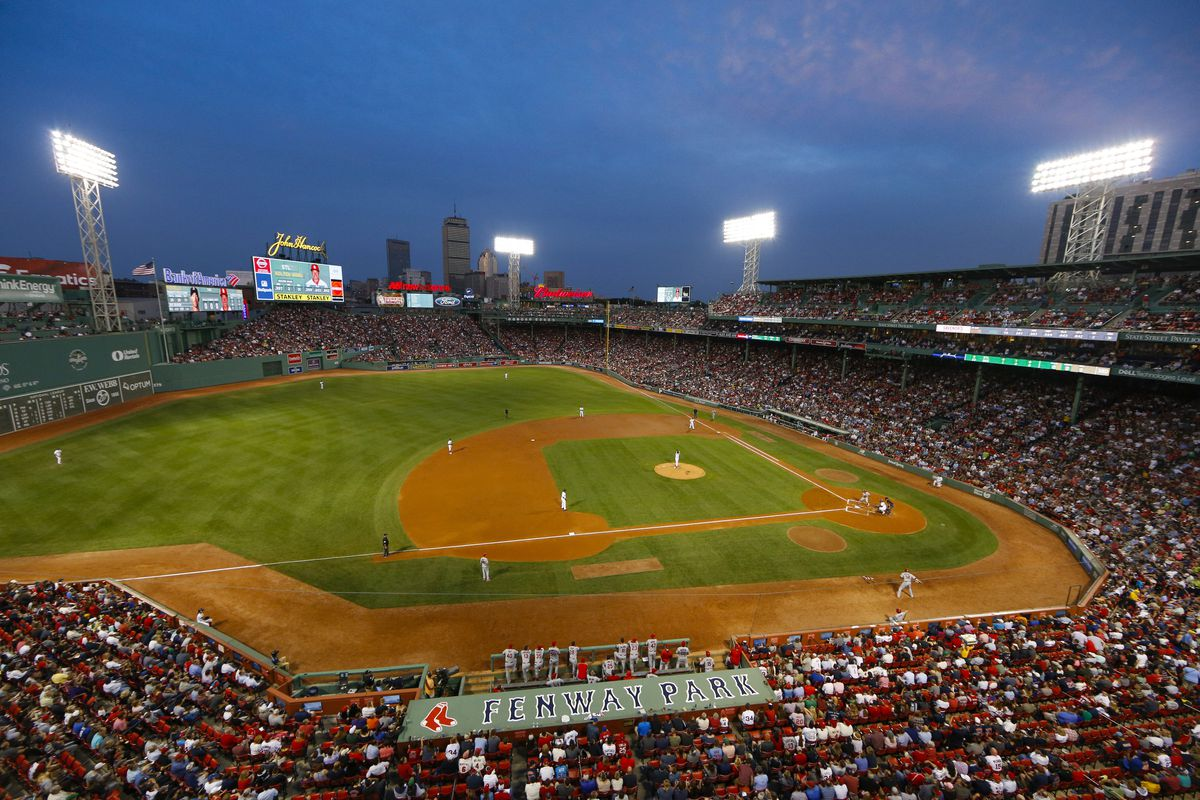 Red Sox 2018 Schedule Released Over The Monster