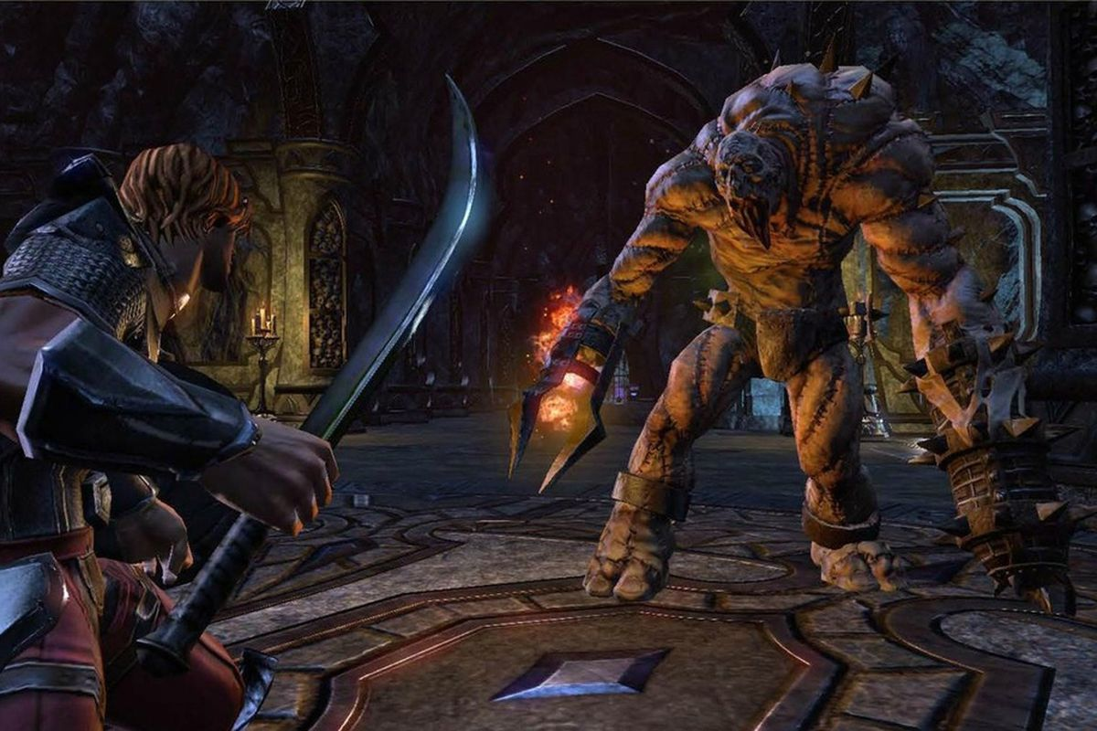 The Elder Scrolls Online will segregate PC, Xbox One and PS4
