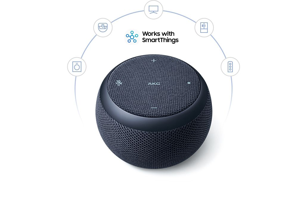 Image result for Samsung announces Galaxy Home Mini