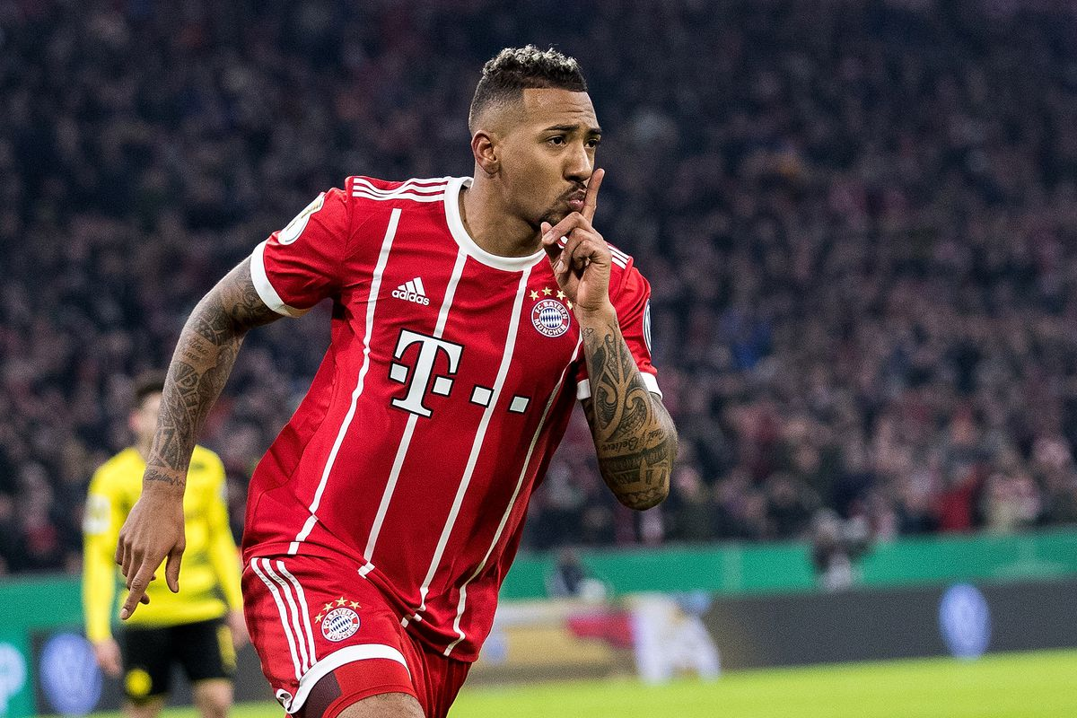 French Reports Claim Jerome Boateng Is Close To Moving To Psg