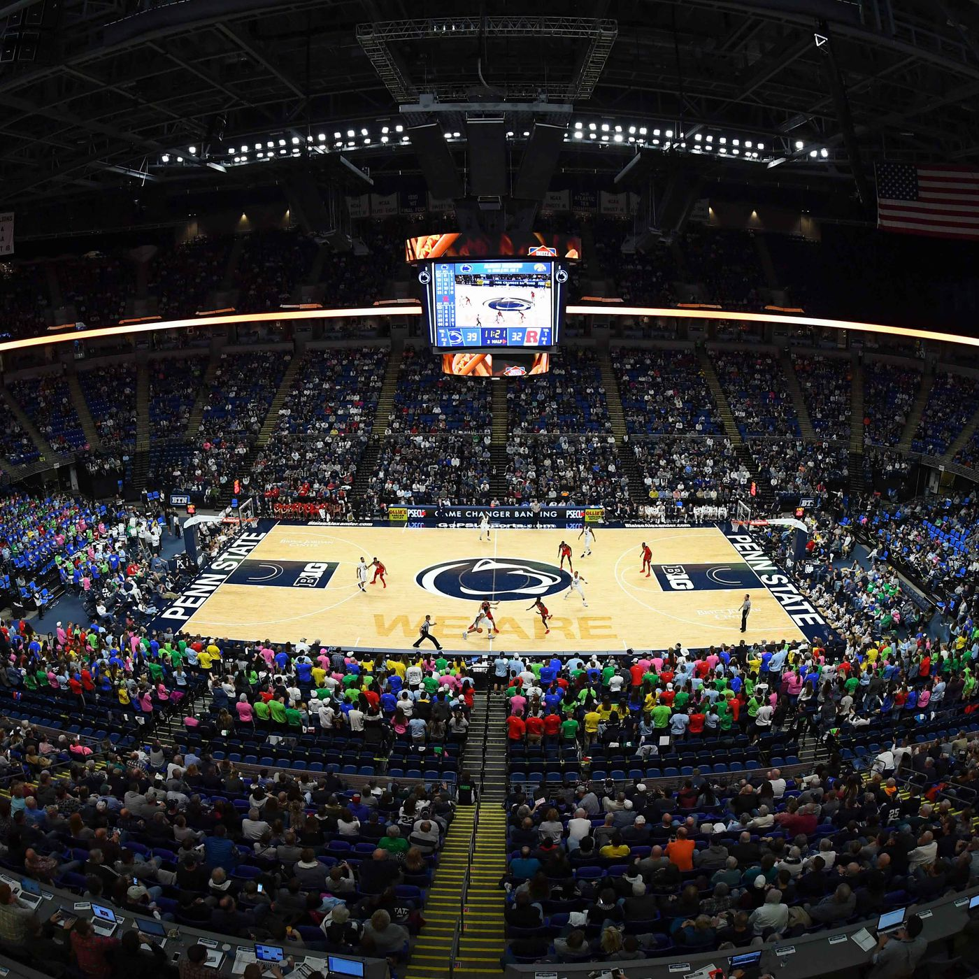 Jadeo legislación por supuesto  Will Penn State Fans Flock to the Bryce Jordan Center for the Big Ohio State  Game? - Black Shoe Diaries