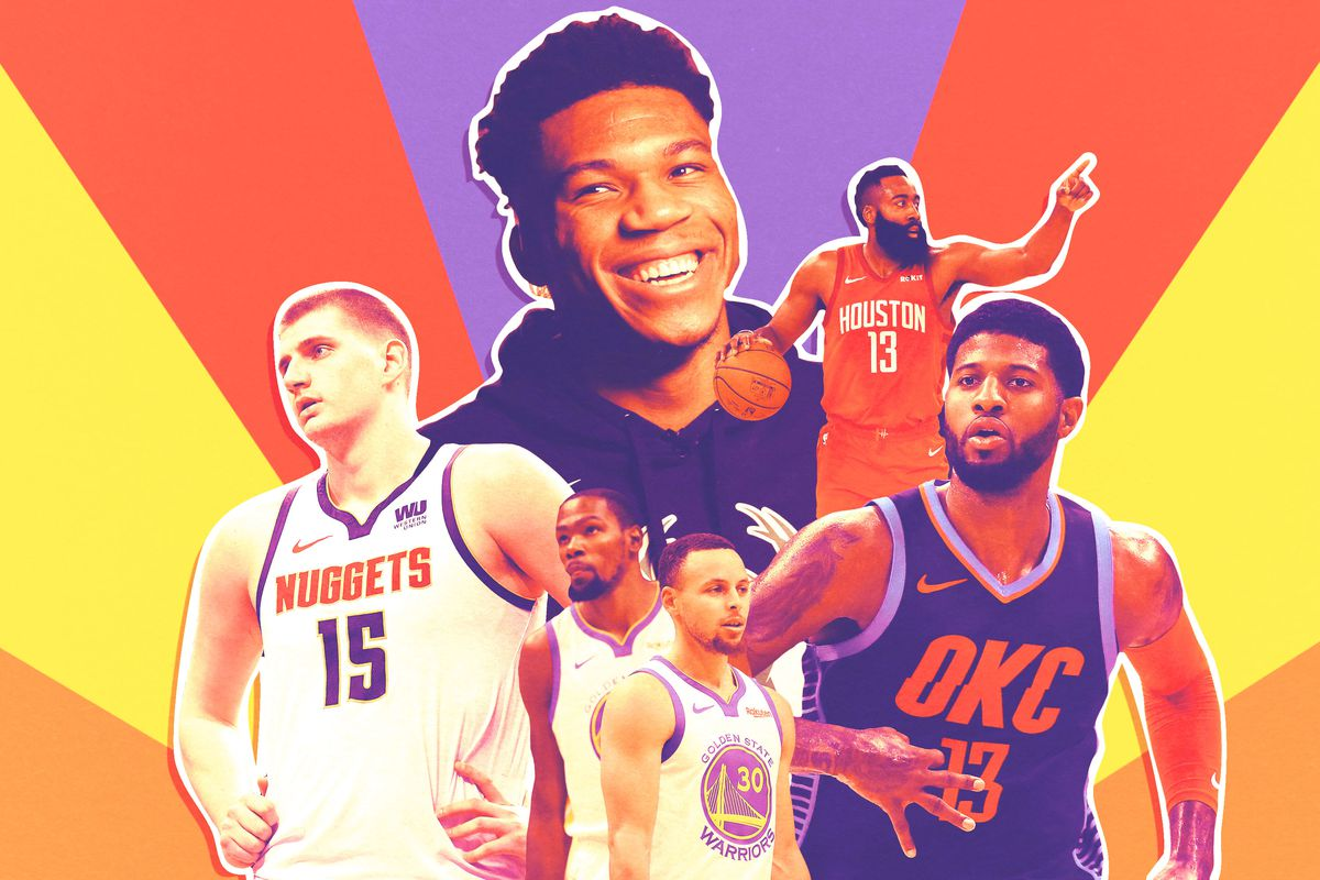 98a2580a778d The Five Most Interesting MVP Candidates in the NBA - The Ringer
