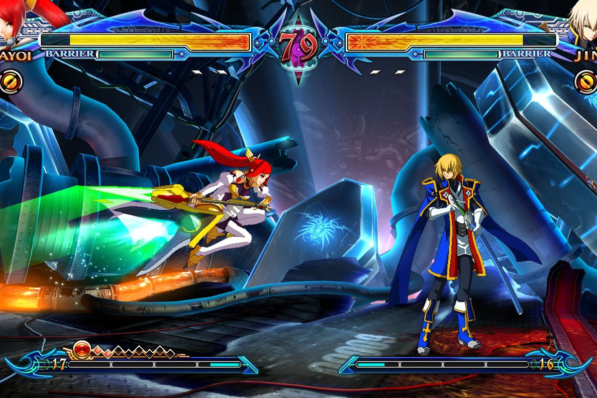 Aksys Games Announced Yesterday At Anime Expo 2014 That BlazBlue Will Be Coming To IPhones And IPads With Battle Cards
