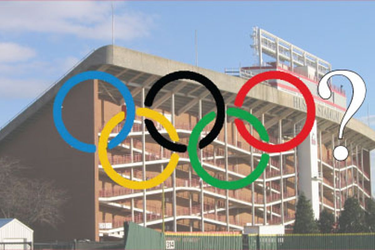 NIU was once linked to Chicago's 2016 Olympic bid, but the agreement seems to have slipped through the cracks. What happened?
