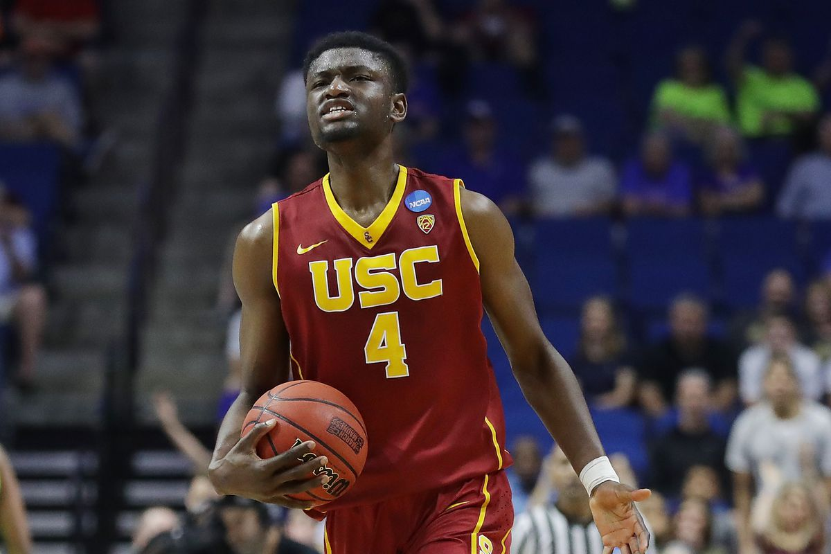 separation shoes 12b2a 61b66 Chimezie Metu foregoes NBA Draft to return to USC - Conquest ...