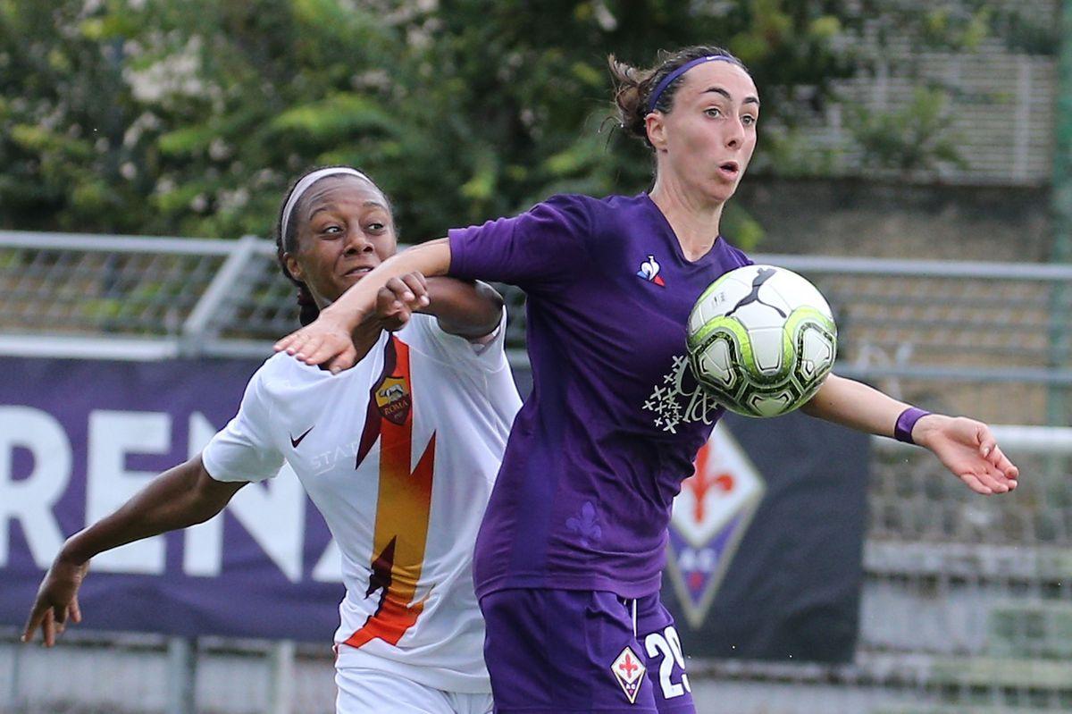 ACF Fiorentina v AS Roma - Women Serie A
