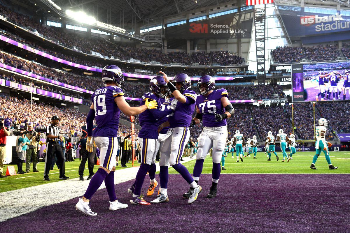 Miami Dolphins v Minnesota Vikings