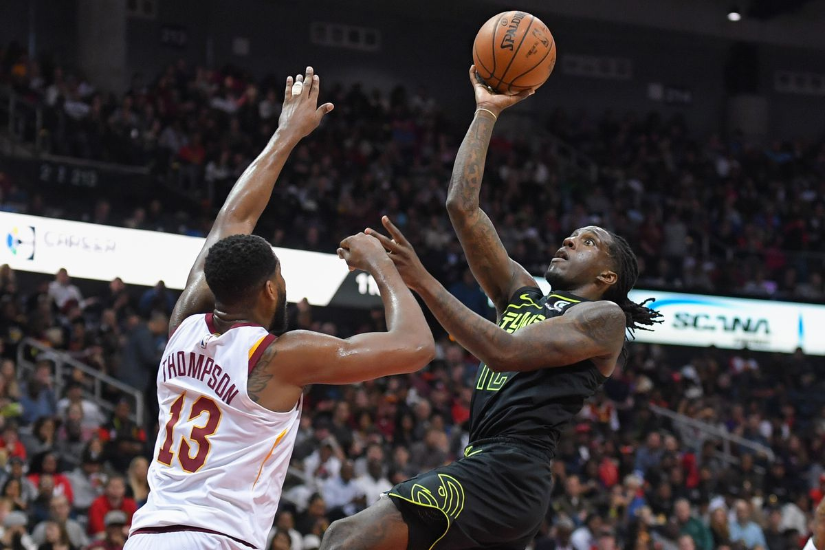 650103812a7 Preview  Hawks square off with Cavs before returning home ...