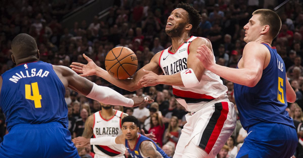 Blazers-Nuggets Game 7 Time and TV Schedule - Blazer's Edge