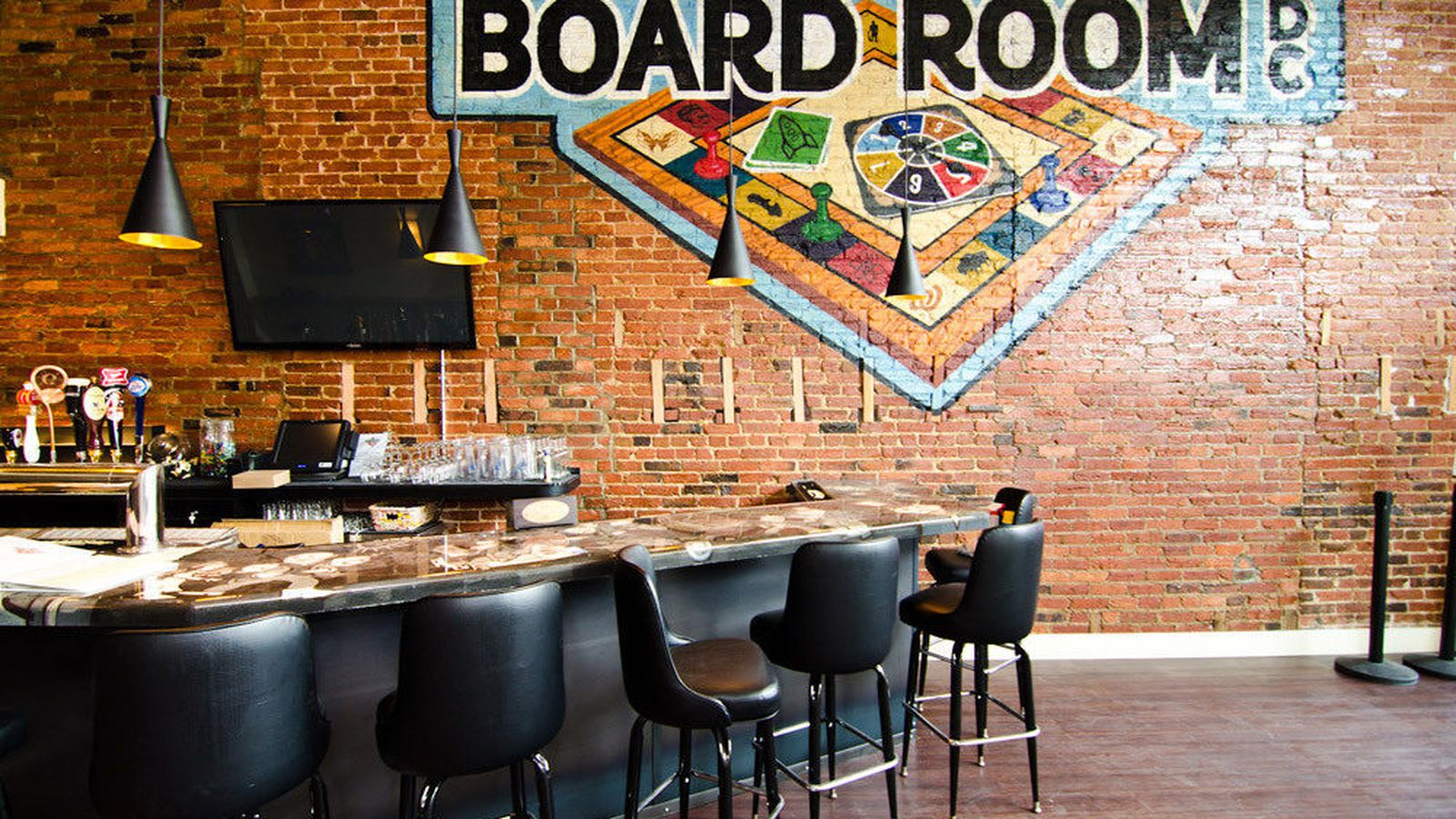 inside the board room  candy land for board game fans