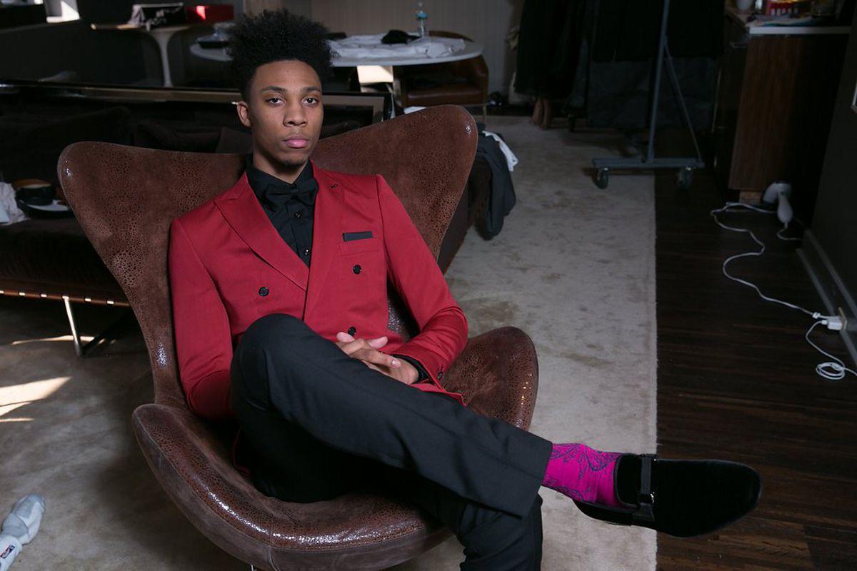 Those socks, tho