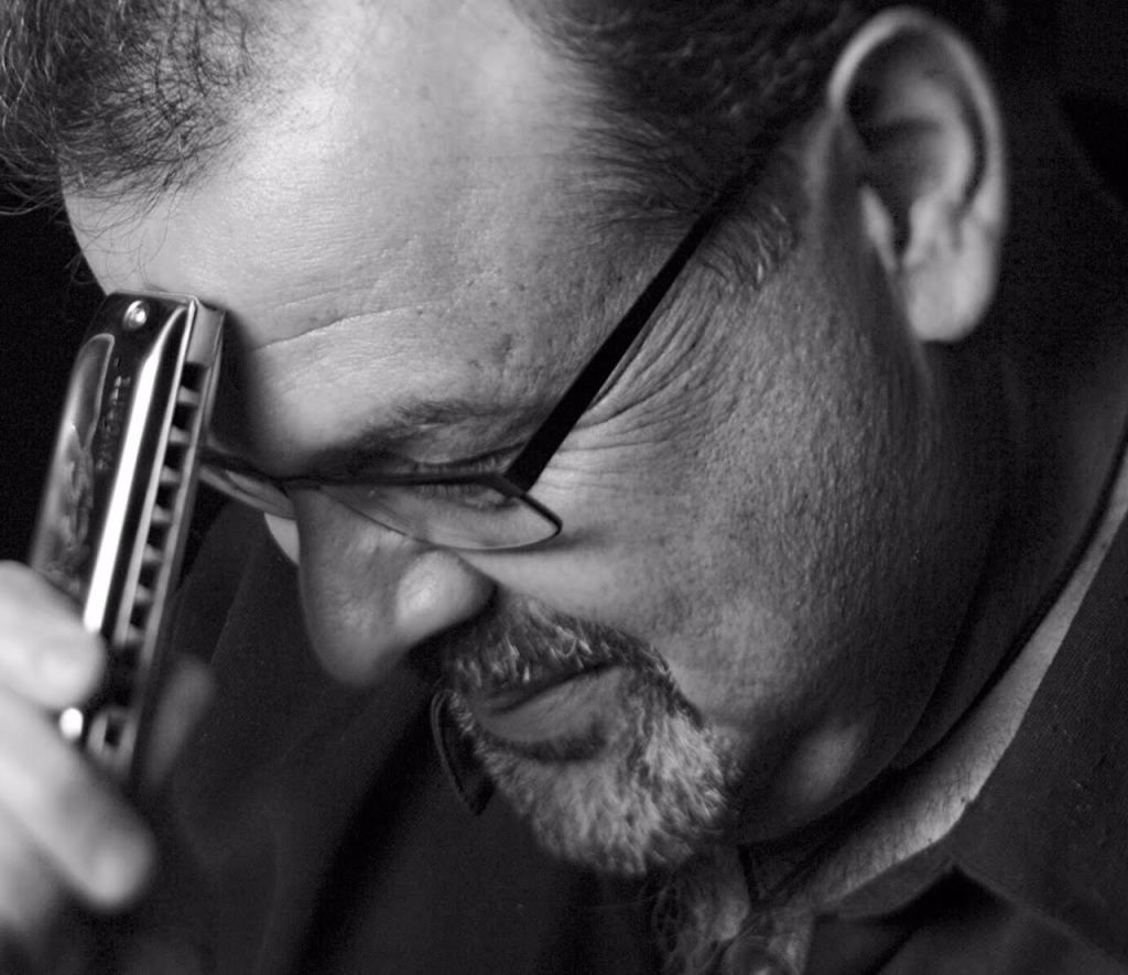 Master harmonica player PT Gazell will be a special guest at Harmonica Hoedown 2017. | SUPPLIED PHOTO