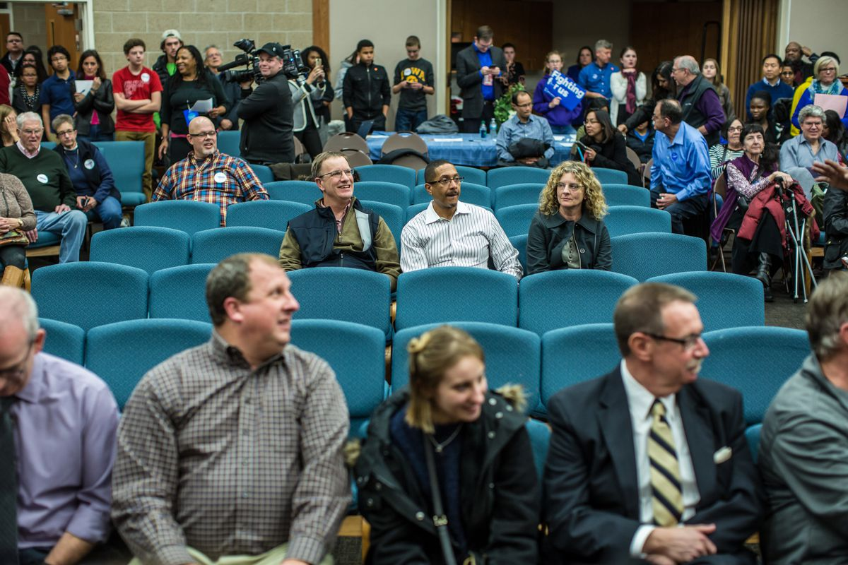 Iowa's Democratic caucuses can be chaos with votes tallied by head count.