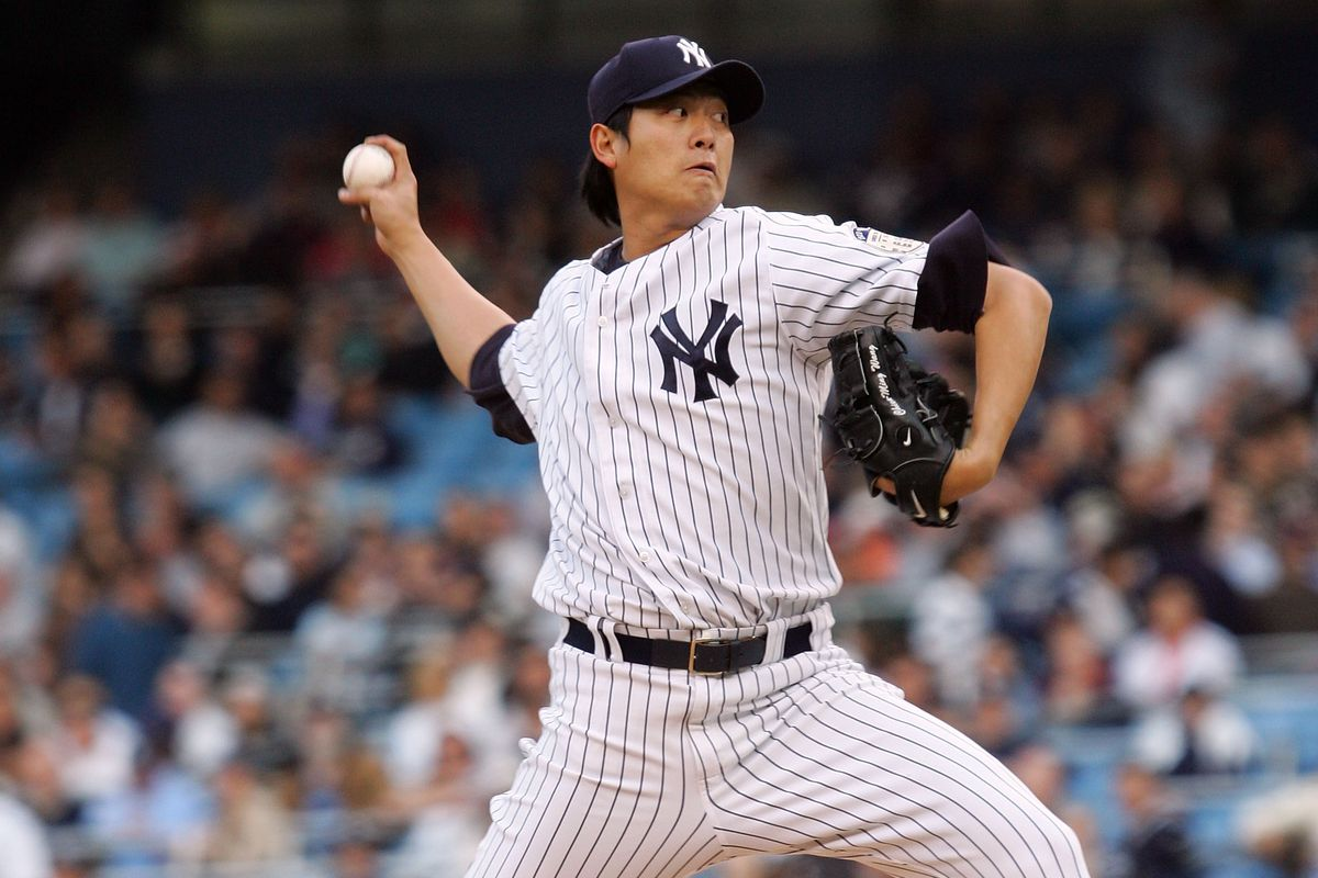 Pinstripe Alley Top 100 Yankees: #94 Chien-Ming Wang - Pinstripe Alley