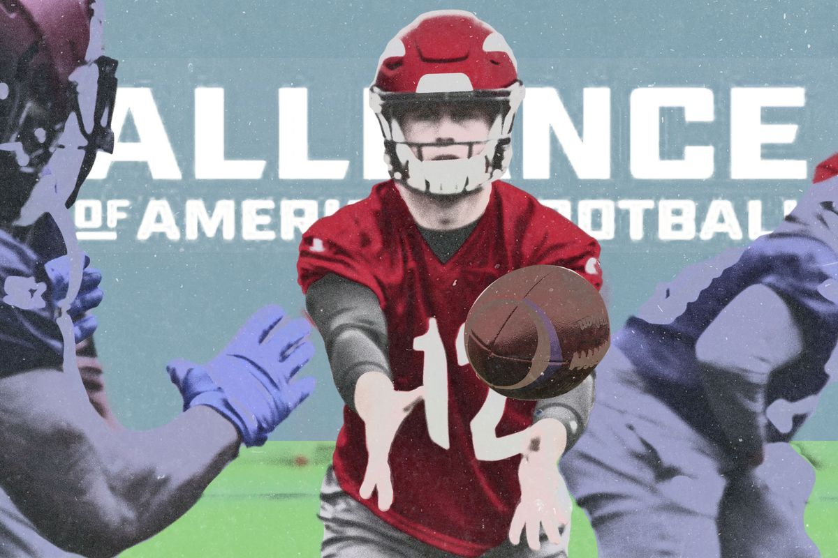 The New AAF Football League Looks Fun As Hell - The Ringer 97c7b191f
