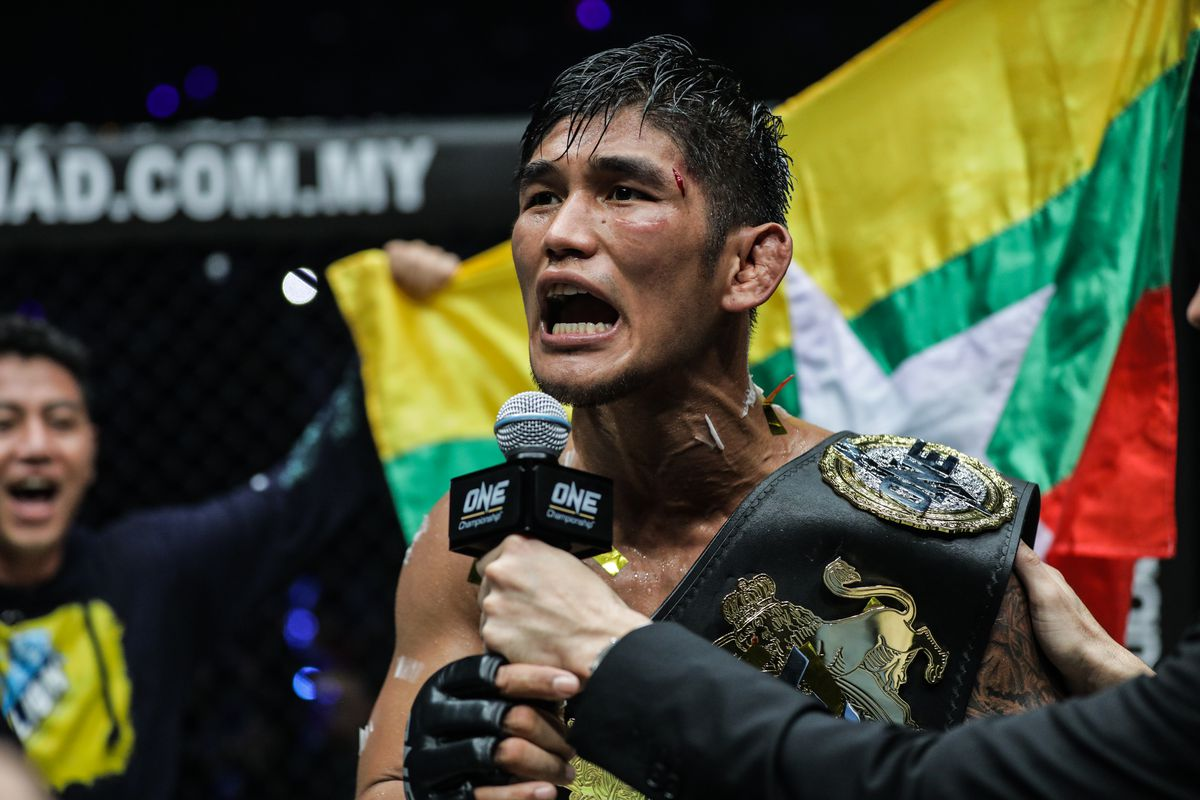 Aung La N Sang - ONE Championship: Light Of A Nation