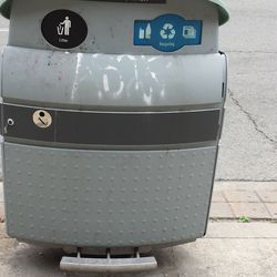 These are everywhere, helping keep Toronto clean