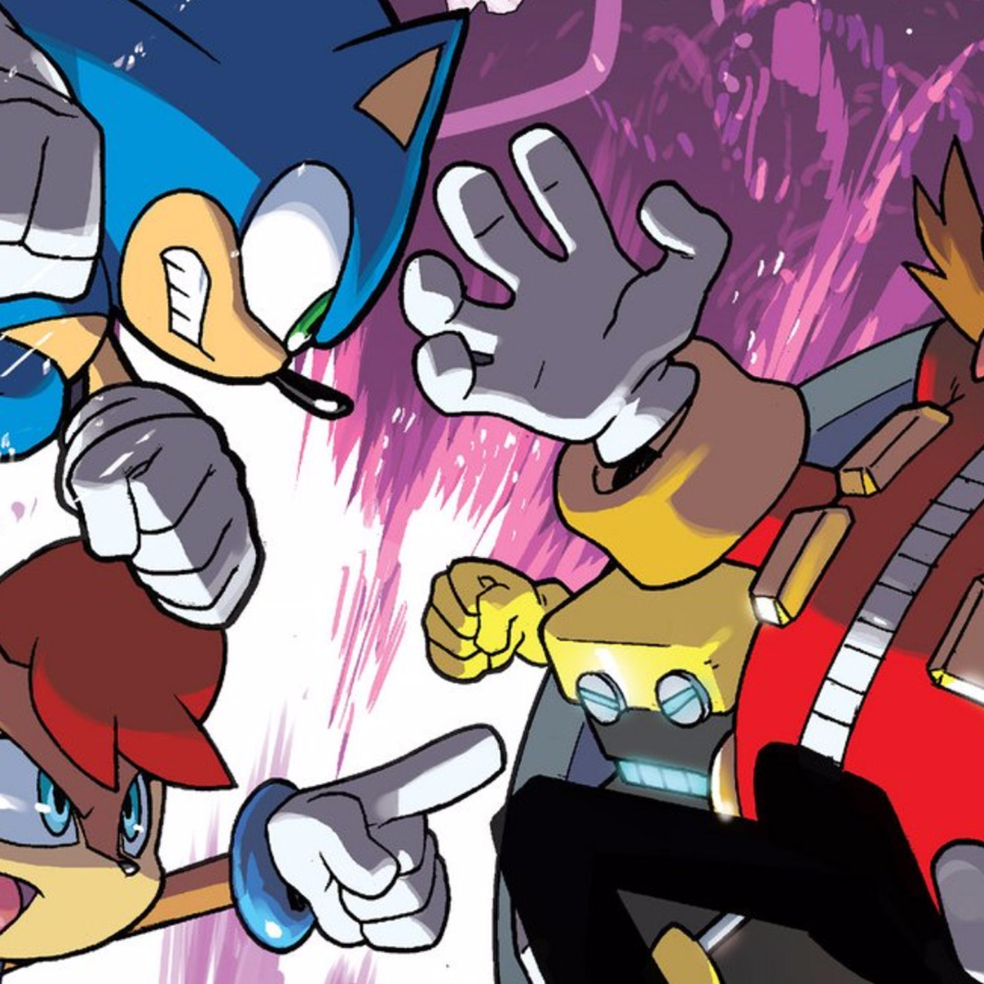 How Did Sonic The Hedgehog Become America S Longest Running Comic