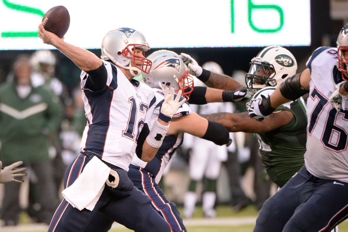 The Jets will be the Patriots' toughest opponent yet in 2015. Robert  Deutsch-USA TODAY Sports