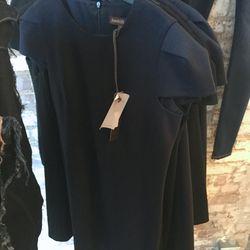 Cap sleeve black mini, $90