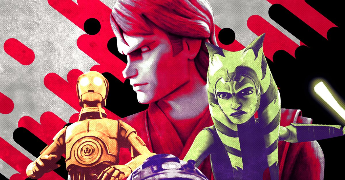 A New Season of 'The Clone Wars' Is a Small Miracle for 'Star Wars' Completists