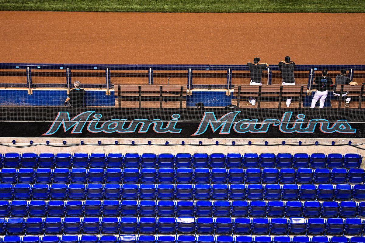 Washington Nationals v Miami Marlins - Game Two