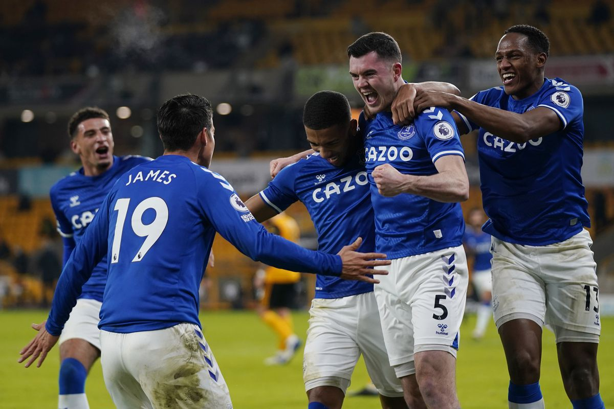 Everton at Wolves: Player & Manager Grades Poll - Royal Blue Mersey