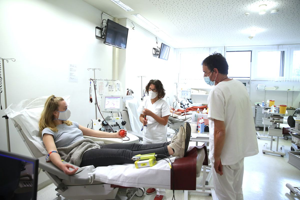 Blood Plasma Research Provides Possible Therapy For Covid-19 Patients