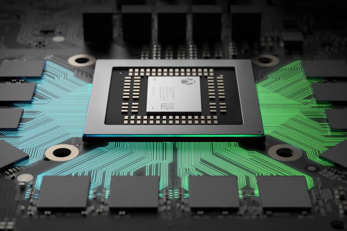 Xbox Scorpio RAM