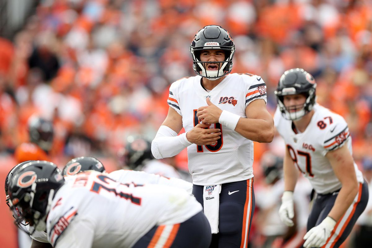 'Halas Intrigue' Episode 12: Breaking down Mitch Trubisky's Week 2 struggles