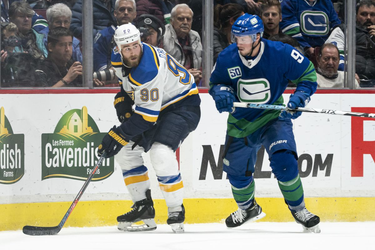 Gamethread #50: Canucks vs Blues