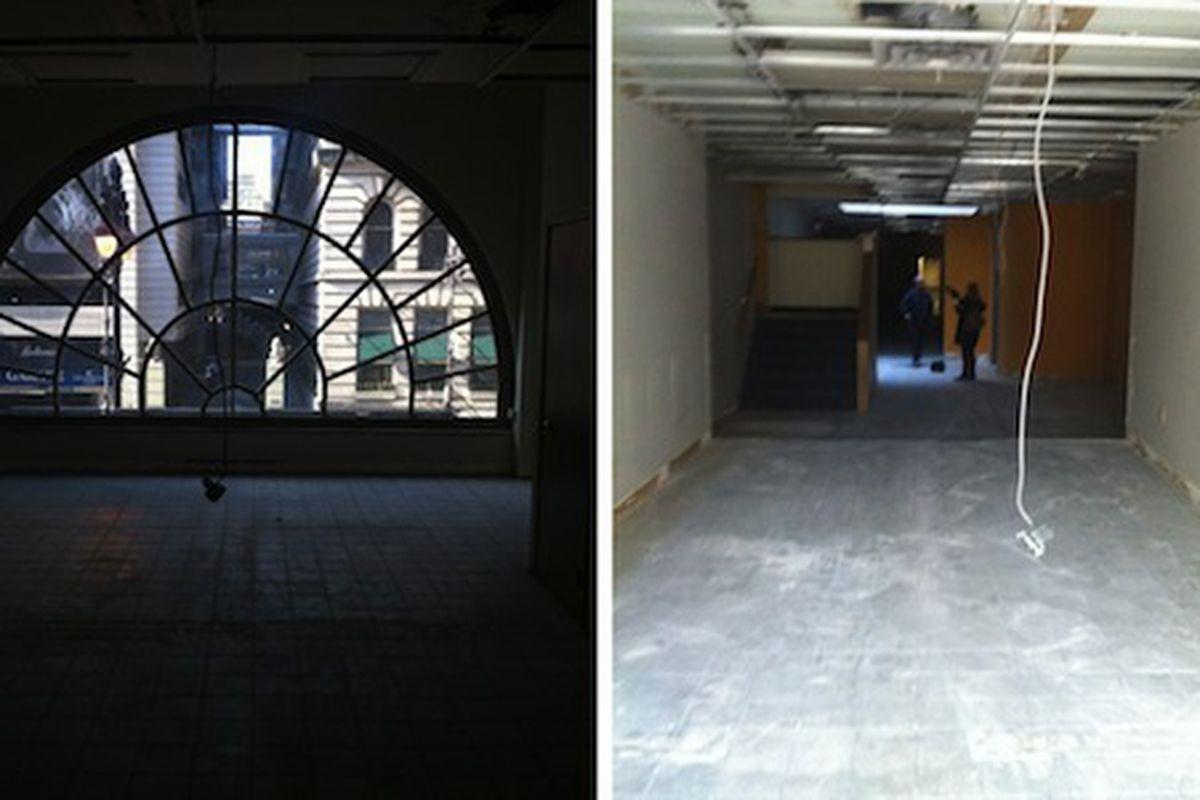 A sneak peek at the salon's new digs. Image credit: Salon Royale Court