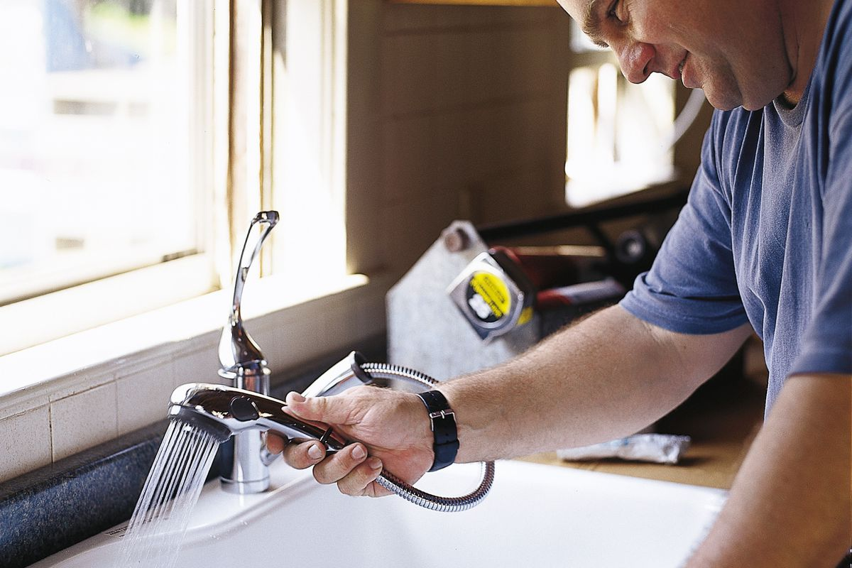 Kitchen Sink Installation Step By Step Guide This Old House