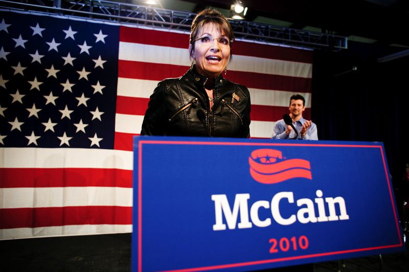 GettyImages_98072696 John McCain, Sarah Palin, and the rise of reality TV politics