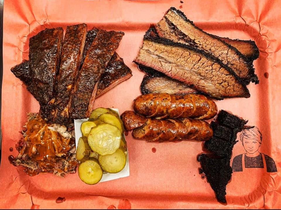 Barbecue from La Barbecue