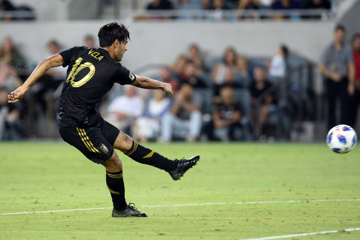 2cb5226c7 Carlos Vela has No. 2 selling jersey in MLS - Angels on Parade