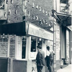 Taylor Street in Little Italy. | Sun-times Archives