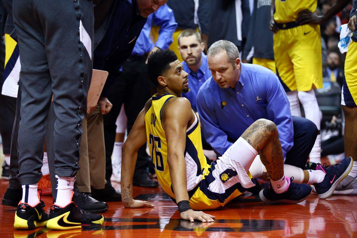 絕對是個狠角色!Lamb遭受韌帶、半月板撕裂+骨折,賽後仍獨自開車回家!-籃球圈