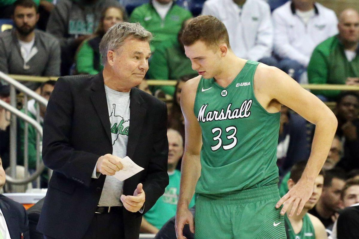 NCAA Basketball: Marshall at Pittsburgh