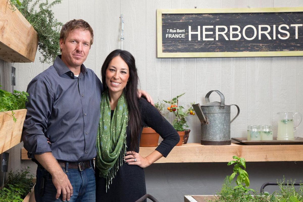 Joanna Gaines Was Discovered On