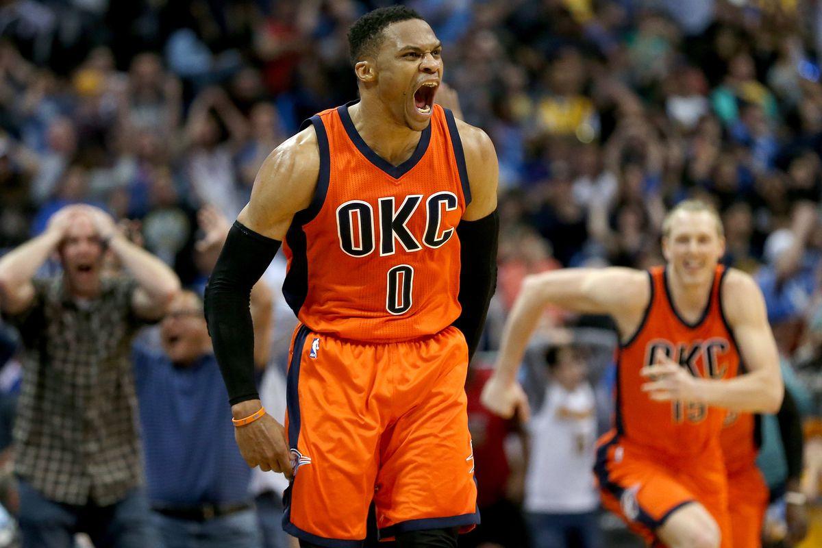 big sale da1fa 19dbb All-NBA Teams 2017: Russell Westbrook, James Harden, LeBron ...