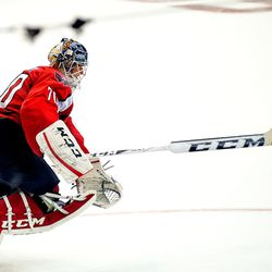 Holtby Heads to Bench
