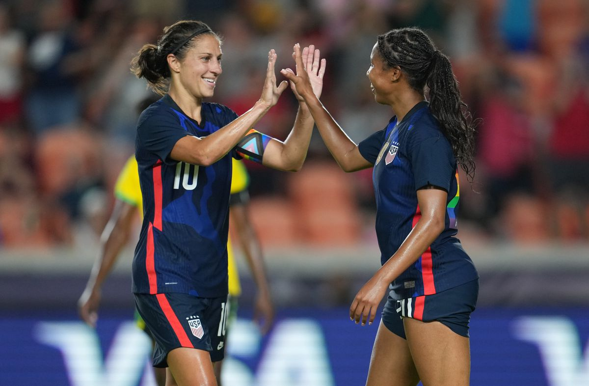 Jamaica v United States - 2021 WNT Summer Series