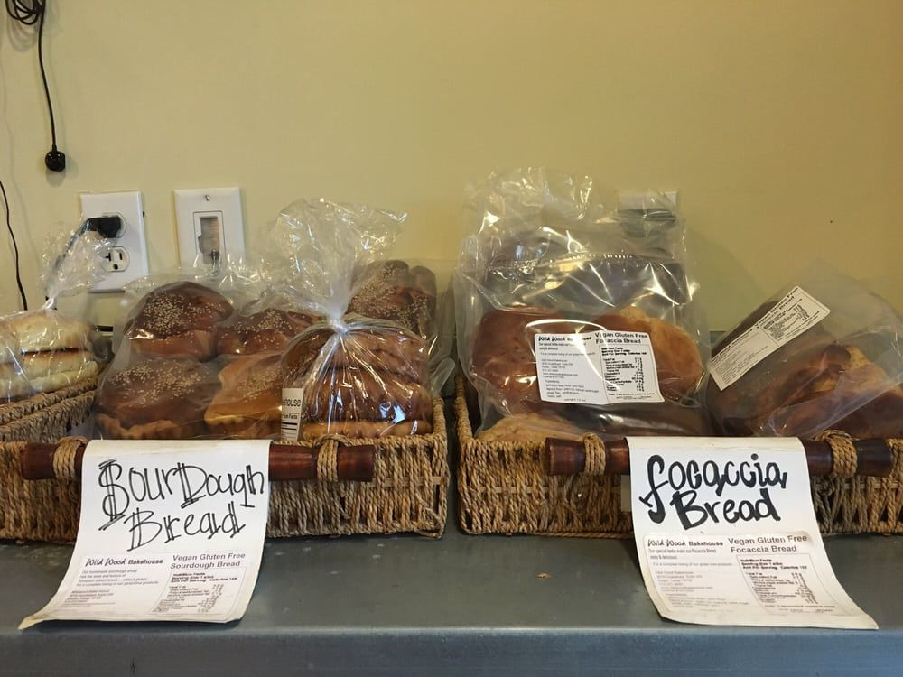 Wild Wood Bakehouse's breads